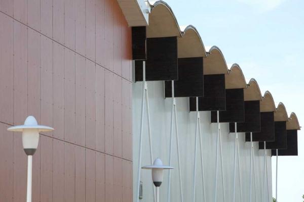 Réhabilitation et extension du gymnase du collège à Balma