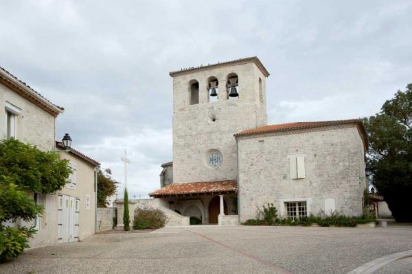 L'église cistercienne de Gasques