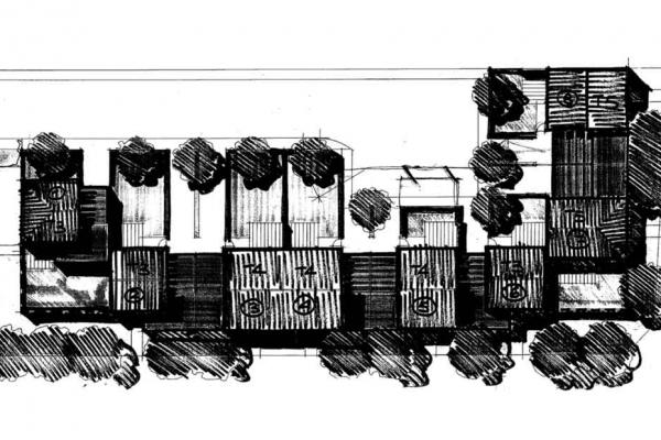 8 Maisons de ville à Tarbes