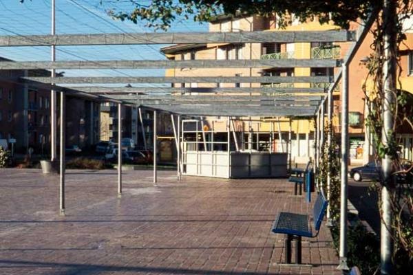 Aménagement de la place de Catalogne à Blagnac
