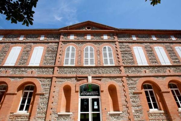 Le siège de la Communauté de Communes du Volvestre