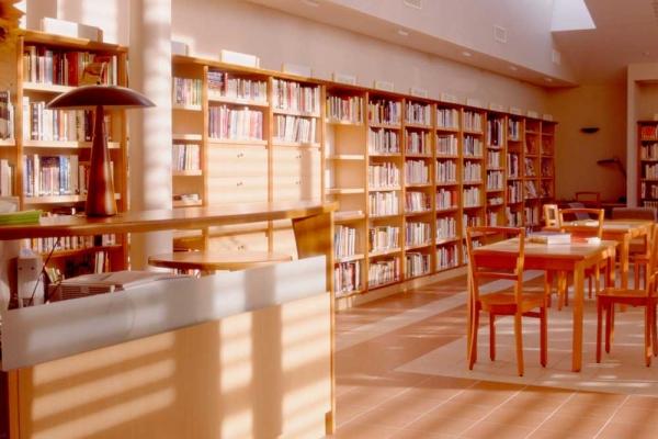 La bibliothèque municipale de Nailloux