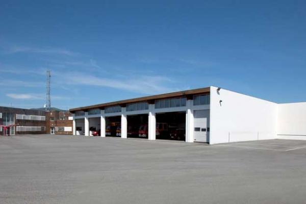 Centre de secours et d'incendie de Hendaye