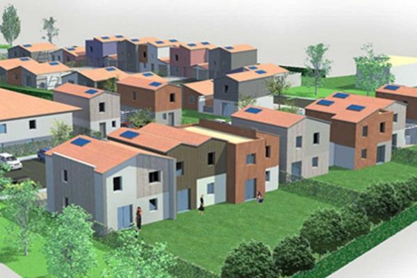 52 logements à Plaisance du Touch