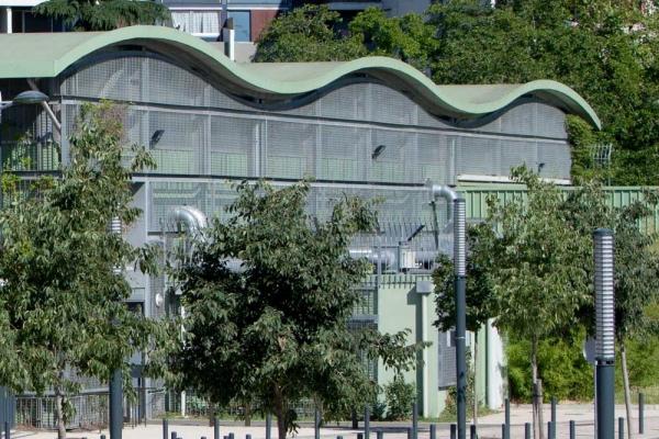 Rénovation du gymnase de la Reynerie à Toulouse