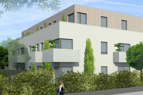 19 logements à Toulouse