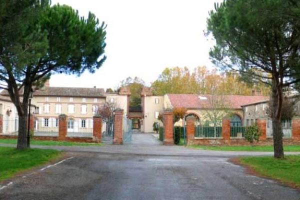 Château de Lavernose Lacasse