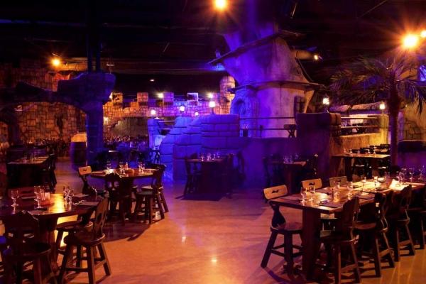 Restaurant à thème « Le Rocher des Pirates »