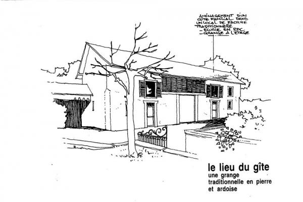 Gîte et Maison d'Hôtes de caractères en Comminges