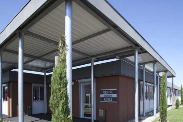 Centre de secours école de Bordères-sur-l'Echez