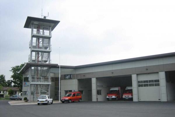 Centre de secours et d'incendie d'Aureilhan