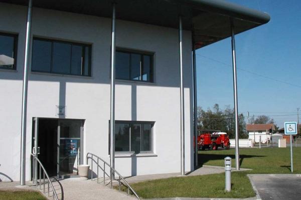 Caserne de pompiers de Cazères