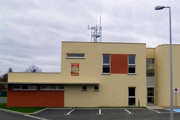 Centre de secours de Labruguière