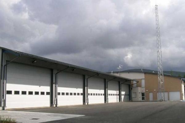 Centre d'incendie et de secours de Lacaune