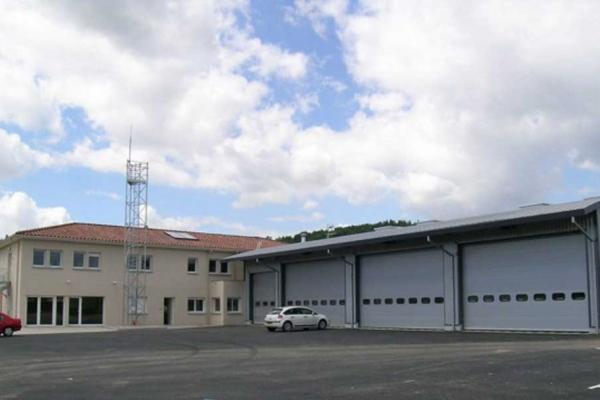 Centre de secours et d'incendie de Réalmont