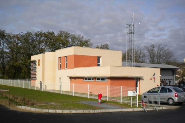 Centre de secours et d'incendie de Puylaurens