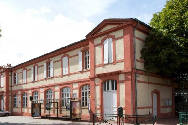L'école primaire de Baziège
