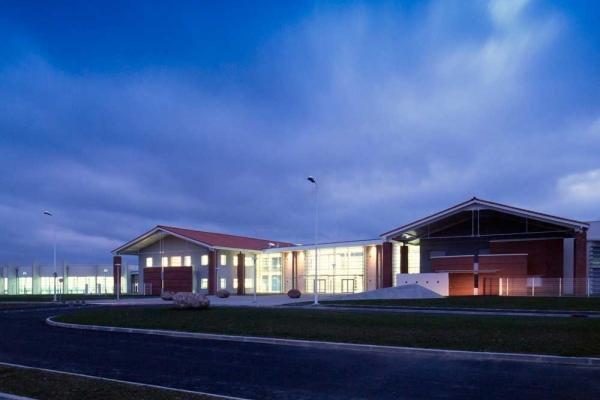 Construction du Collège 900 de Leguevin