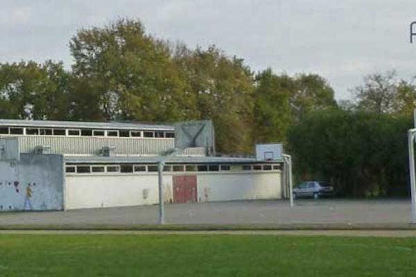 Gymnase du Lycée D'Artagnan à Nogaro