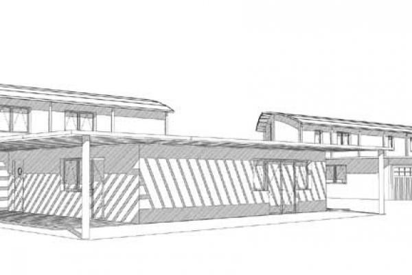 Stade de Blagnac - ZAC Andromède