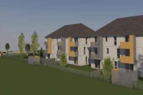 27 logements collectifs à SAUVAGNON