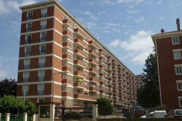 Cité des Cadres Courrège à Toulouse